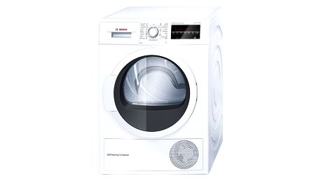 Sušička prádla Bosch WTW85460BY bílá + DOPRAVA ZDARMA