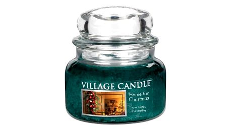 Village Candle Vonná svíčka ve skle, Kouzlo Vánoc - Home for Christmas, 269 g, 269 g
