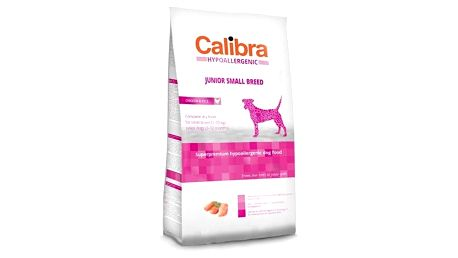 Granule Calibra Dog Hypoallergenic Junior Small Breed Chicken 7kg + Doprava zdarma