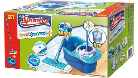 SPONTEX Express systém+, mop na úklid