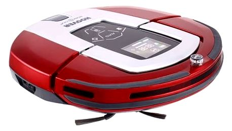 Vysavač robotický Hoover RoboCom3 RBC040/1 011 červený + Doprava zdarma
