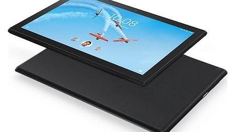 """Dotykový tablet Lenovo TAB4 10"""" LTE (ZA2K0053CZ) černý SIM karta T-Mobile 200Kč Twist Online Internet + Software F-Secure SAFE 6 měsíců pro 3 zařízení v hodnotě 1 199 Kč + DOPRAVA ZDARMA"""