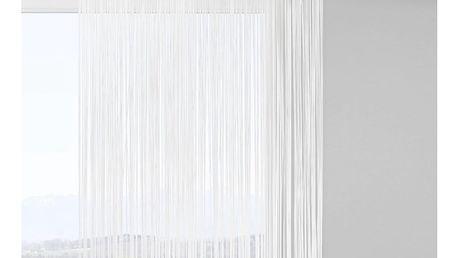 Záclona provázková victoria -top-, 90/245 cm