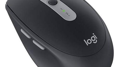 Myš Logitech M590 Silent - graphite (910-005197) + Doprava zdarma