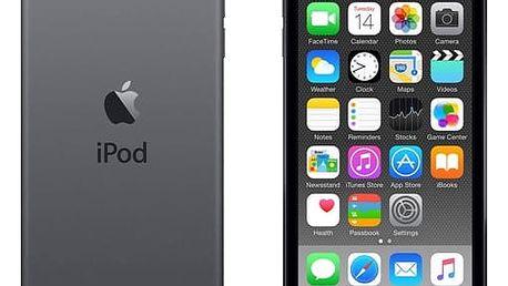 MP3 přehrávač Apple 32GB (MKJ02HC/A) šedý + DOPRAVA ZDARMA