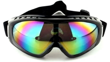 Lyžařské brýle - 4 varianty