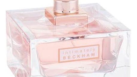 David Beckham Intimately Women 75 ml EDT Tester W