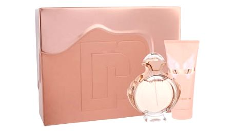 Paco Rabanne Olympea dárková kazeta pro ženy parfémovaná voda 80 ml + tělové mléko 100 ml