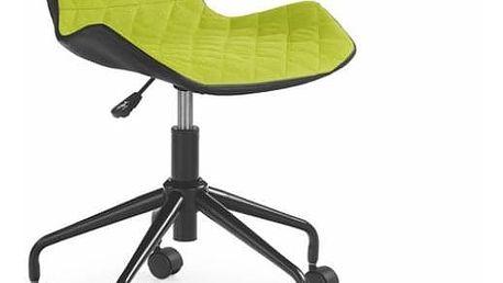 Dětská židle Matrix oranžová