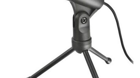 Mikrofon Trust Starzz All-Round (21993) černý + Doprava zdarma