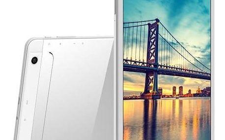 Dotykový tablet iGET SMART G101 (84000206) stříbrný/bílý Čistící gel ColorWay CW-5151 (zdarma)Software F-Secure SAFE 6 měsíců pro 3 zařízení (zdarma) + Doprava zdarma