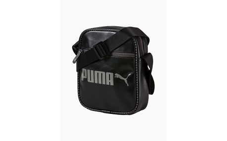 Taška Puma Campus Portable Black Černá