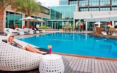 Hotel Yas Island Rotana, Dubaj, Spojené arabské emiráty, letecky, snídaně v ceně
