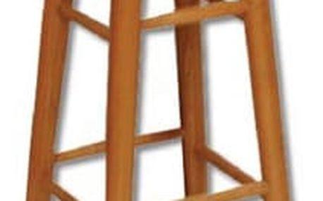Barová stolička KT240 masiv buk