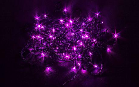 LEDLight Vánoční řetěz venkovní LED osvětlení, délka 15m, 150 LED, kabel zelený