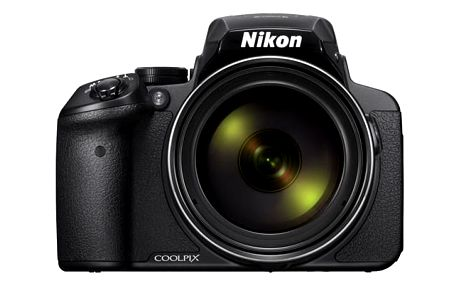 Digitální fotoaparát Nikon Coolpix P900 černý + DOPRAVA ZDARMA