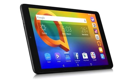 """Dotykový tablet ALCATEL A3 10"""" Wi-Fi 8079 (8079-2CALE15) černý Software F-Secure SAFE 6 měsíců pro 3 zařízení (zdarma) + Doprava zdarma"""