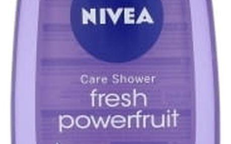 Nivea Powerfruit Fresh 250 ml sprchový gel pro ženy