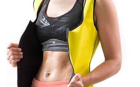 Sportovní Vesta X-Tra Sauna Women´s Suit Vest Fit x Slim