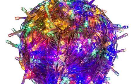 Voltronic 46903 Vánoční LED osvětlení 5 m - barevné 50 LED