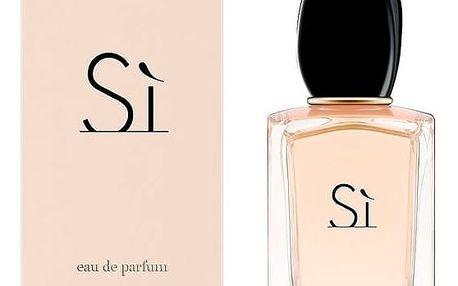 Giorgio Armani Si dámská parfémovaná voda 100 ml + Doprava zdarma