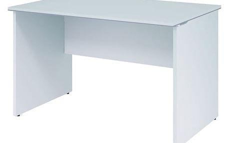 Stůl Office White 118 x 78 cm
