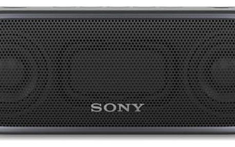 Přenosný reproduktor Sony SRS-XB20B černé