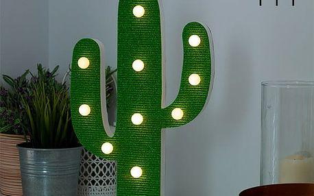LED Lampa Kaktus Wagon Trend 10 LED