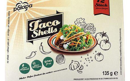 La Costeňa Taco mušle 12 ks