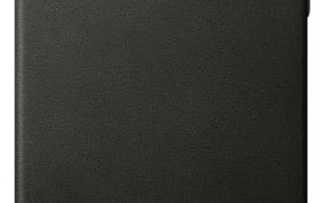 Kryt na mobil Apple Leather Case pro iPhone 5/5s/SE (mmhh2zm/a) černý + Doprava zdarma