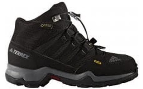 Dětská treková obuv adidas TERREX MID GTX K | BB1952 | Černá | 39