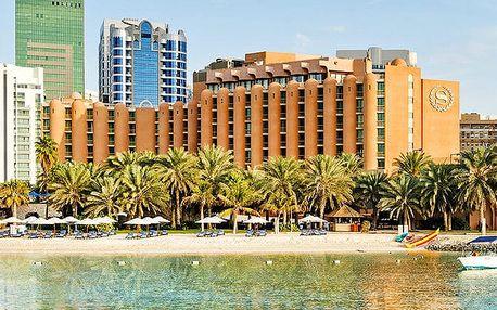Hotel Sheraton Abu Dhabi Hotel & Resort, Dubaj, Spojené arabské emiráty, letecky, snídaně v ceně