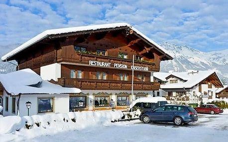 Rakousko: penzion u největšího skiareálu