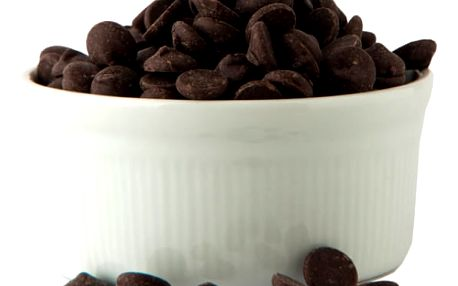 Tmavá čokoláda Callebaut 54,5 % 300 g