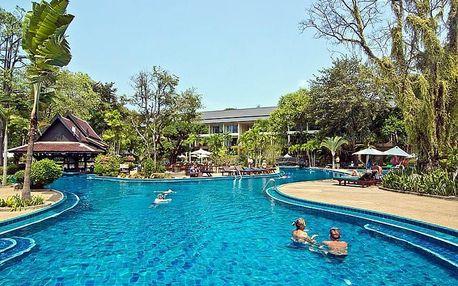 Thajsko, Pattaya, letecky na 12 dní snídaně