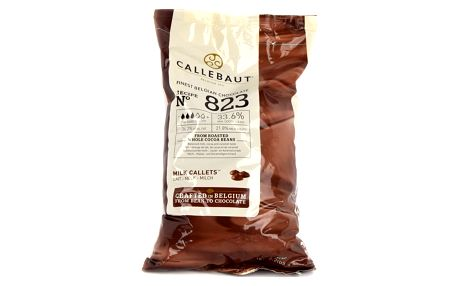 Mléčná čokoláda Callebaut 33,6 % 1 kg