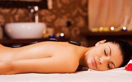 90 minut relaxu: Výběr z 6 druhů masáží