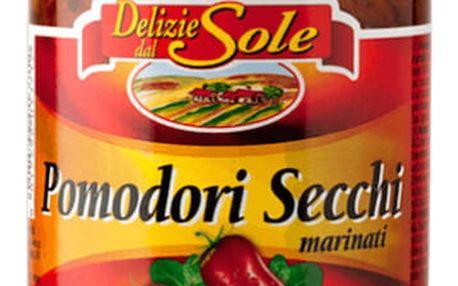 Delizie dal Sole Sušená rajčata 285 g
