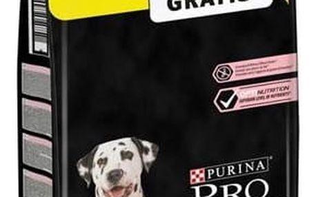 Purina Pro Plan LARGE ADULT Athletic Sensitive Skin Losos 14 + 2,5 kg