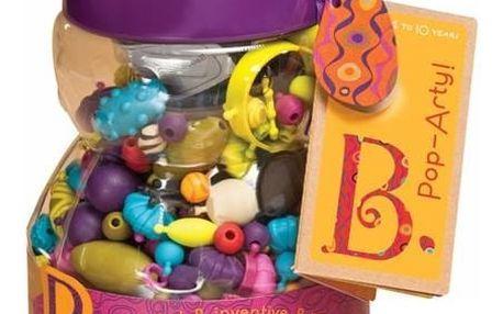 Hračka B-toys Pop Arty 500 ks + Doprava zdarma