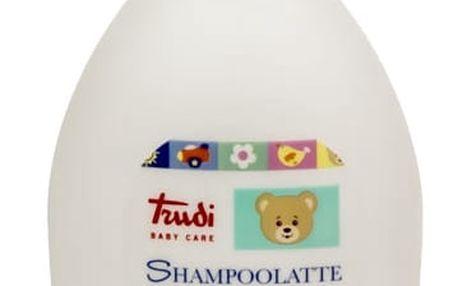 TRUDI BABY Dětské šamponové mléko s květinovým pylem 500 ml