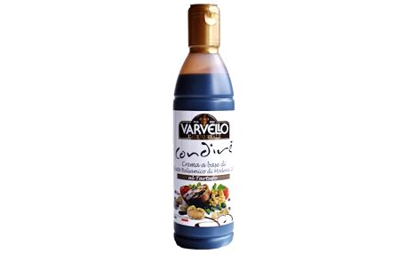 Balsamico ocet v krému s příchutí lanýže Varvello 250 ml