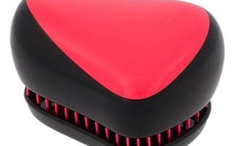 Tangle Teezer Compact Styler 1 ks kartáč na vlasy Black Pink W