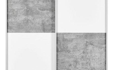 Víceúčelová skříň ohio, 120/190,5/42 cm