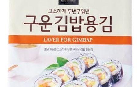 Nori mořské řasy na sushi 25 g