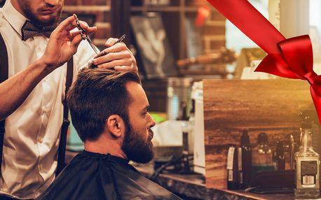 Pravá barber relaxace: whisky a střih i holení
