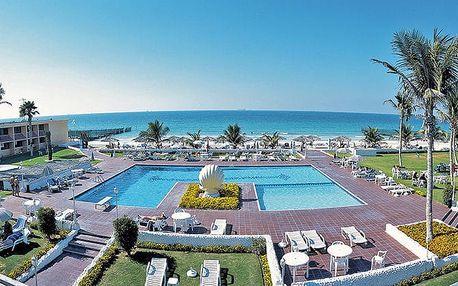 Hotel Lou´lou´a Beach Resort, Dubaj, Spojené arabské emiráty, letecky, snídaně v ceně