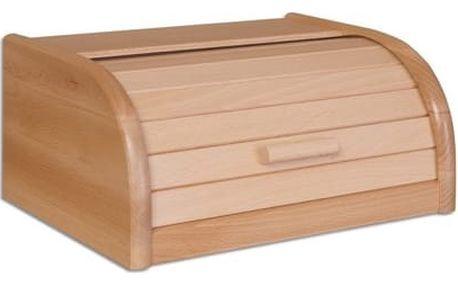 Dřevěný chlebník GD228 olše