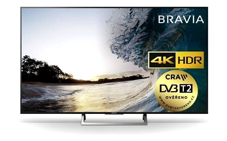 Televize Sony KD-55XE8505B + DOPRAVA ZDARMA