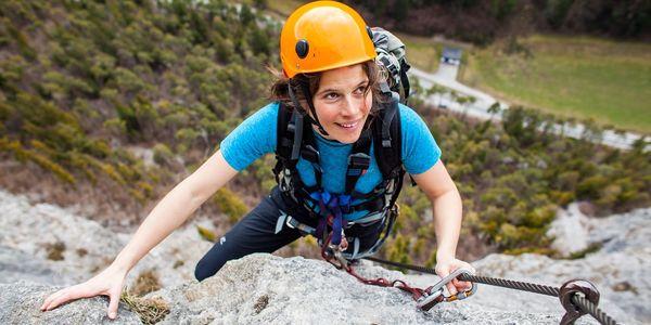 Jednodenní kurz Via Ferrata lezení pro začátečníky